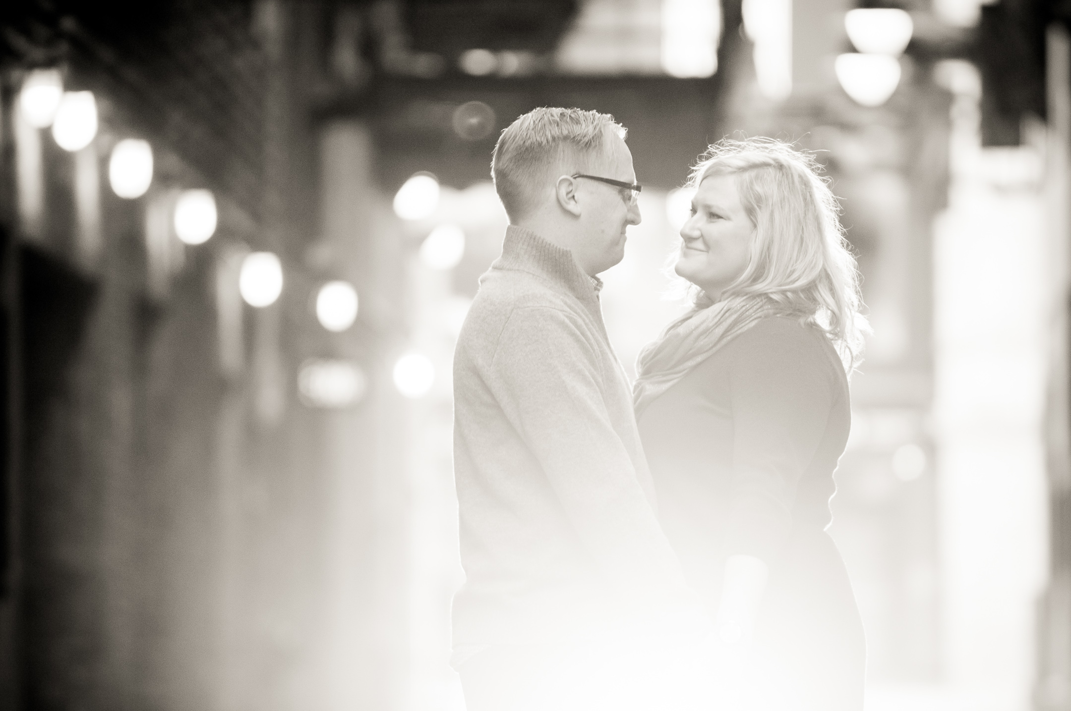 Morgan + Dan | #ChicagoEngagement #Prewedding Session