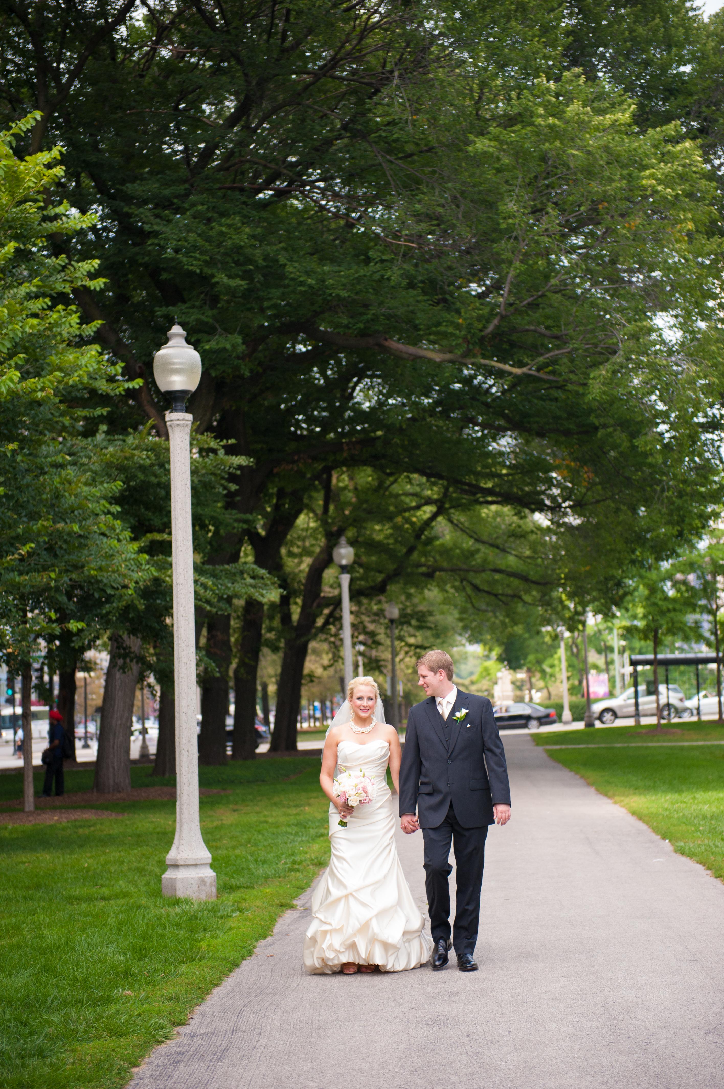 Adler Planetarium Wedding Photos-0028