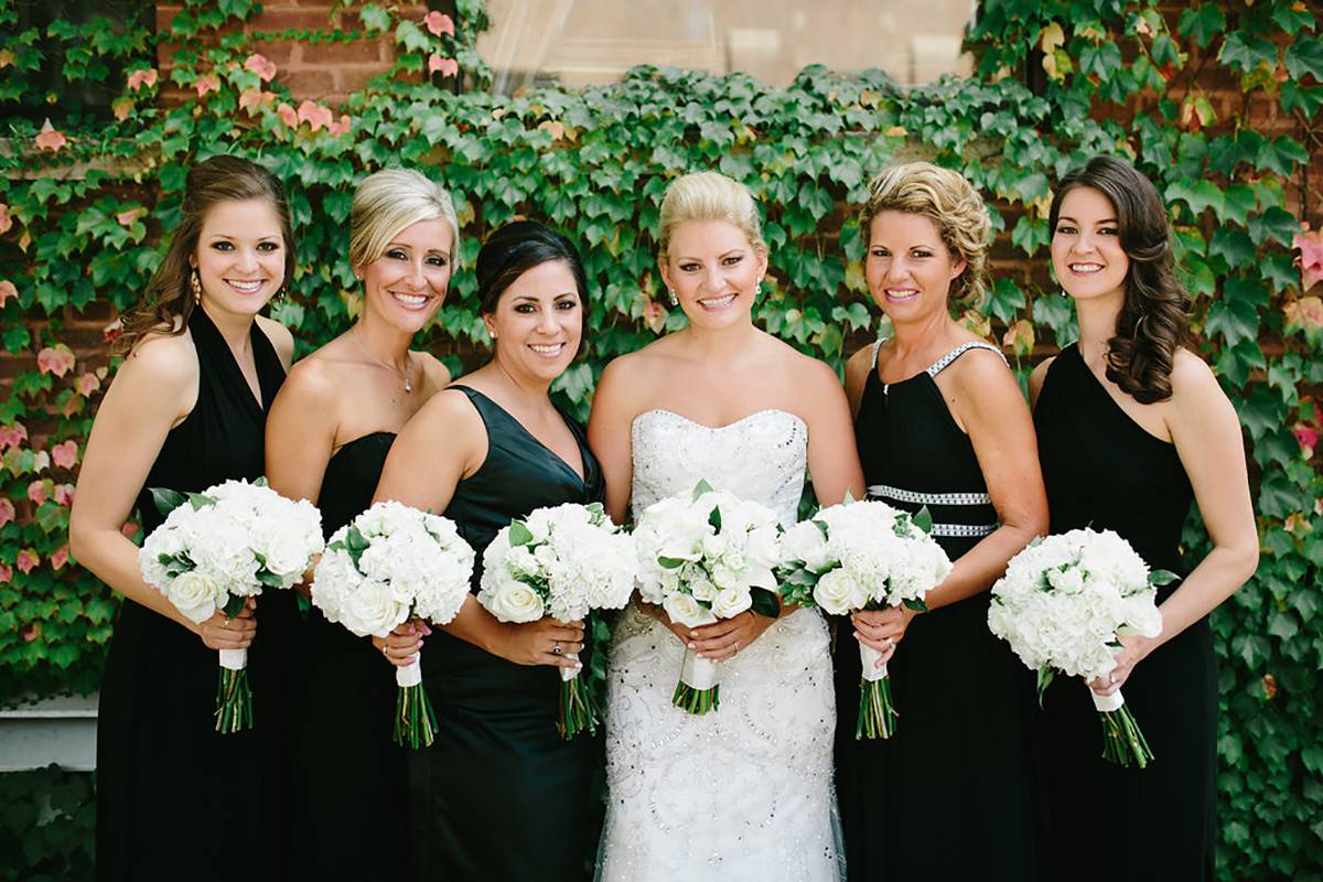 K bridal party