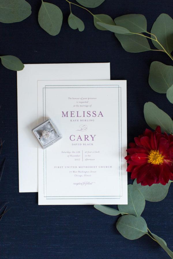 Newberry Library Chicago Wedding Jennifer Kathryn Weddings 1
