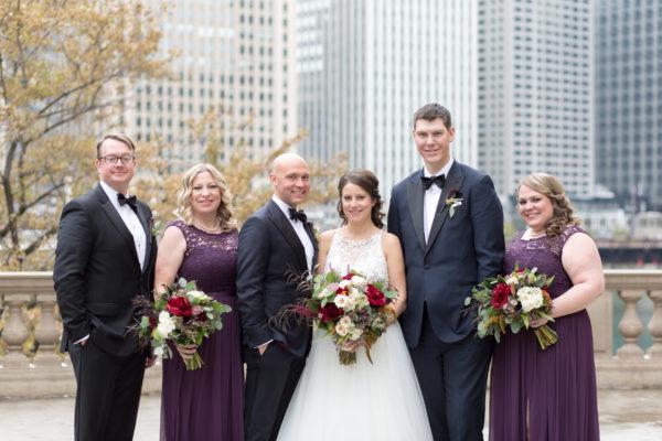 Newberry Library Chicago Wedding Jennifer Kathryn Weddings 17