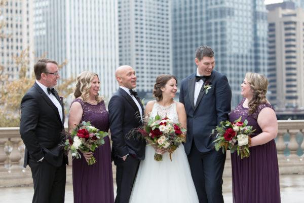Newberry Library Chicago Wedding Jennifer Kathryn Weddings 20