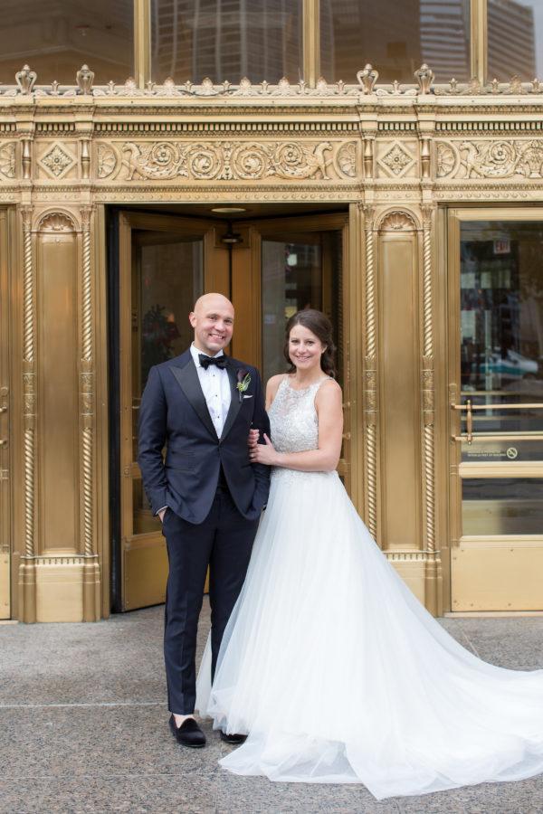 Newberry Library Chicago Wedding Jennifer Kathryn Weddings 22