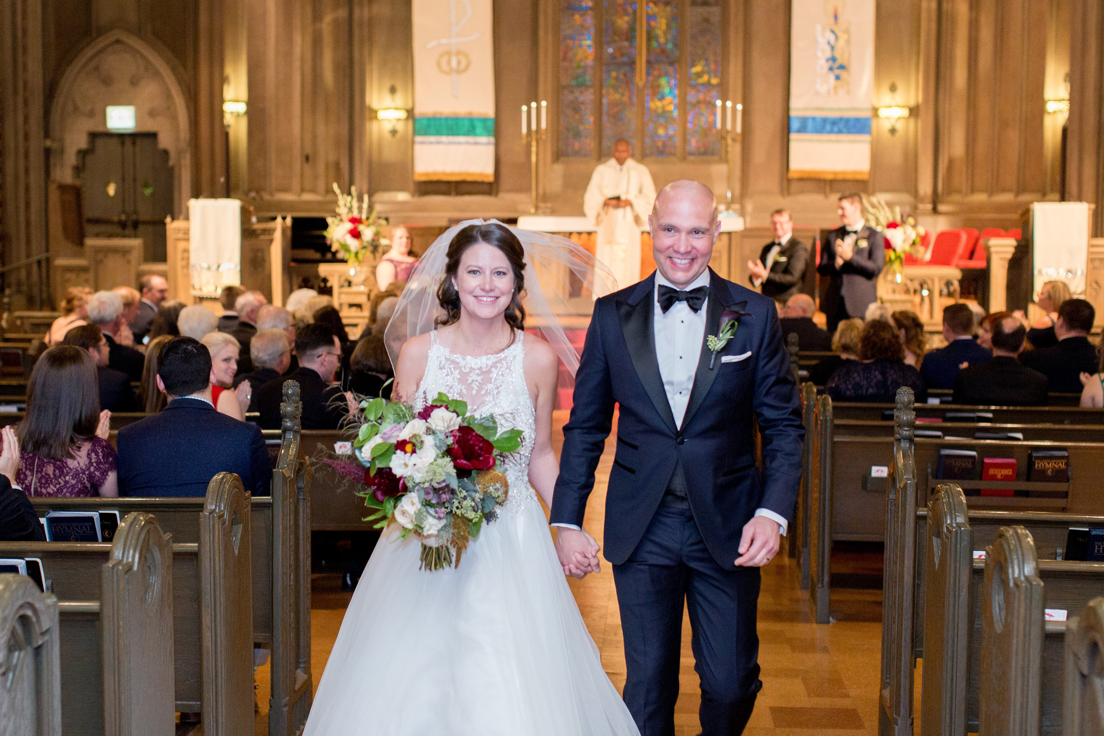 Newberry Library Chicago Wedding Jennifer Kathryn Weddings 27