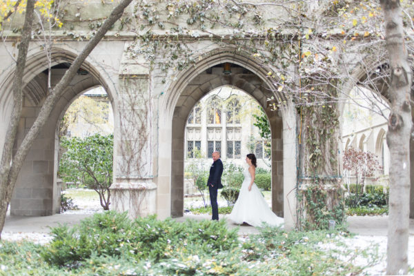Newberry Library Chicago Wedding Jennifer Kathryn Weddings 3