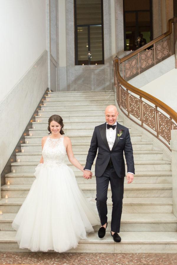 Newberry Library Chicago Wedding Jennifer Kathryn Weddings 37
