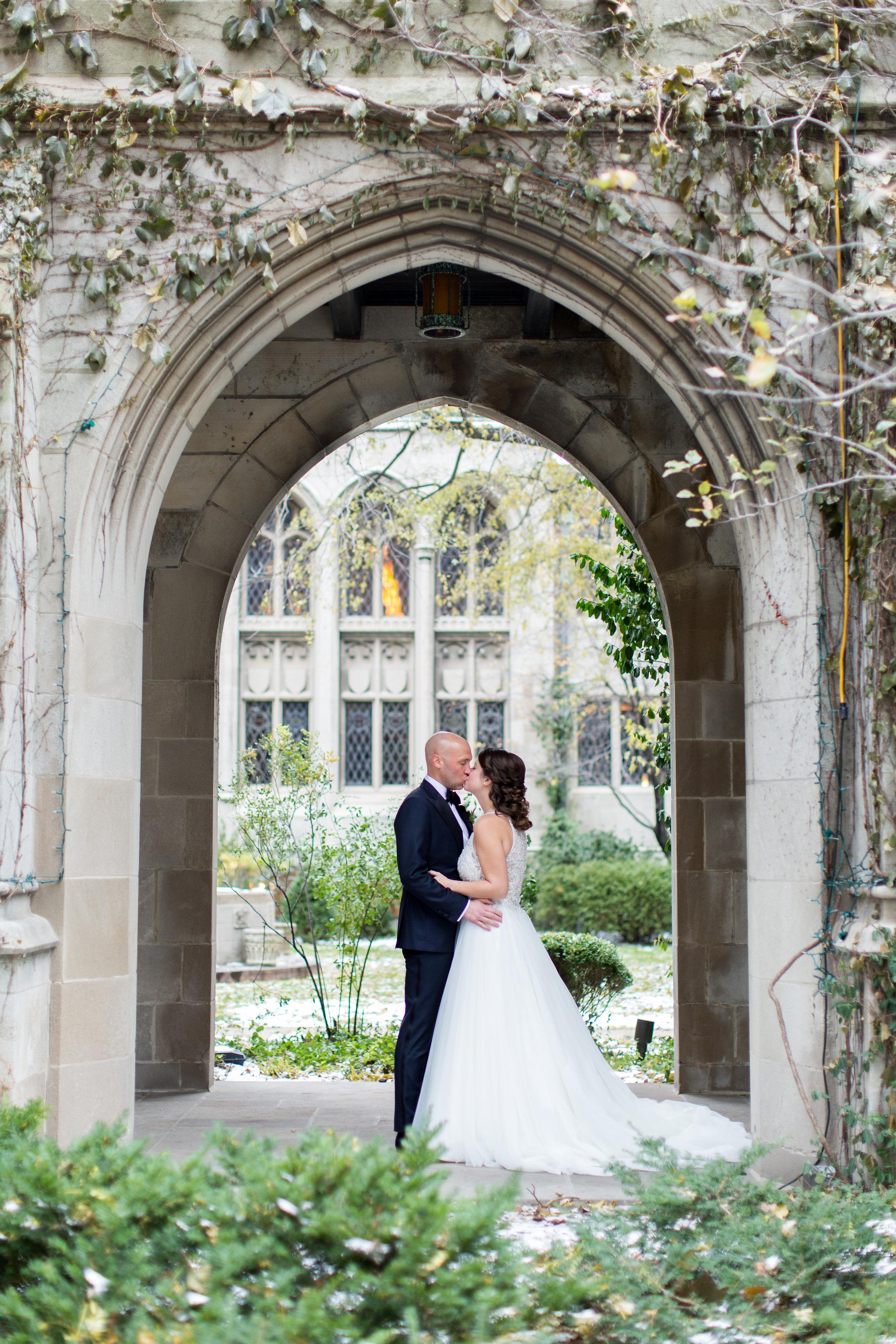 Newberry Library Chicago Wedding Jennifer Kathryn Weddings 5