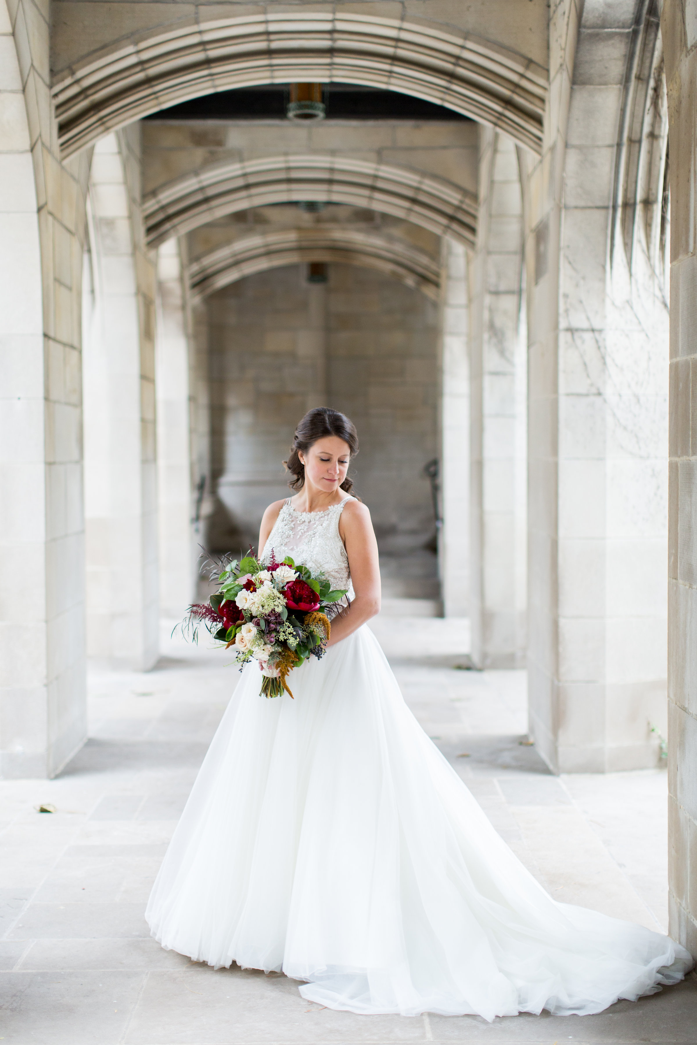Newberry Library Chicago Wedding Jennifer Kathryn Weddings 7