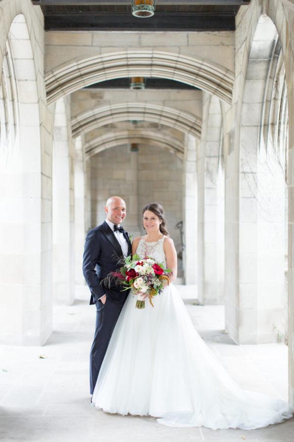 Newberry Library Chicago Wedding Jennifer Kathryn Weddings 9
