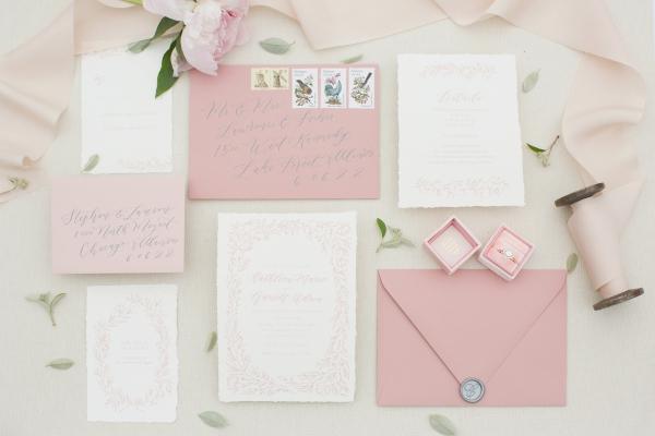 Chicago Botanic Garden Romantic Wedding Inspiration (2)