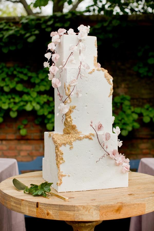 Chicago Botanic Garden Romantic Wedding Inspiration (30)