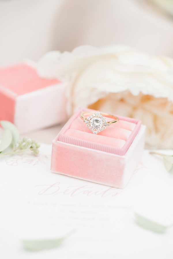 Chicago Botanic Garden Romantic Wedding Inspiration (52)