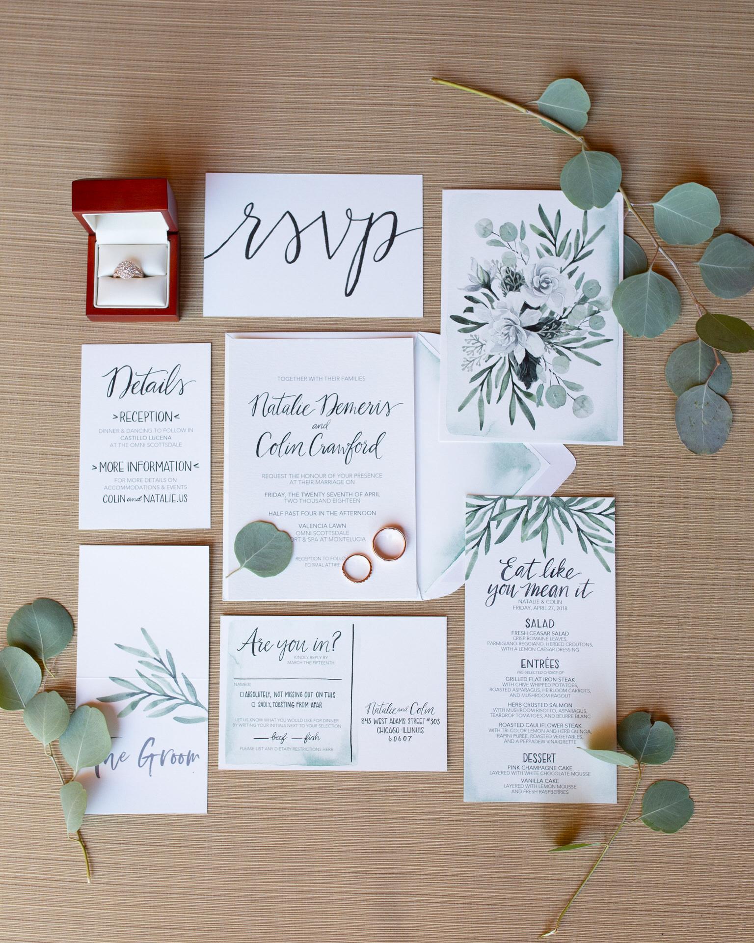 Elegant Spring Montelucia Wedding-5-1