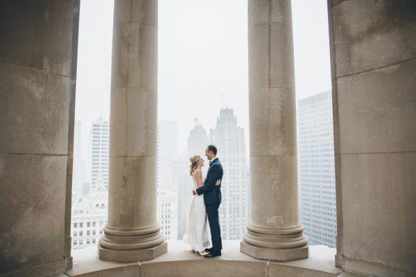 Rainy Day Chicago Wedding LondonHouse (10)