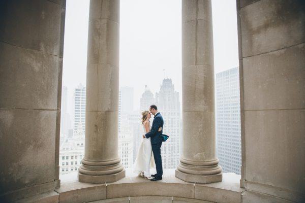Rainy Day Chicago Wedding LondonHouse (11)