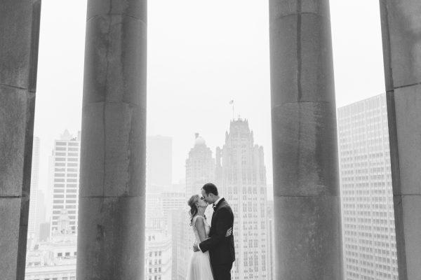 Rainy Day Chicago Wedding LondonHouse (12)