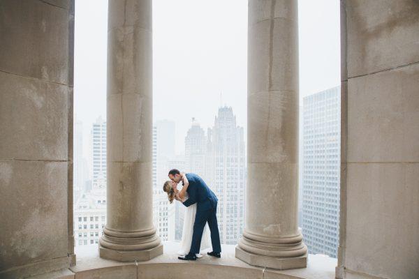 Rainy Day Chicago Wedding LondonHouse (13)