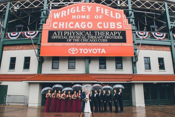 Rainy Day Chicago Wedding LondonHouse (17)