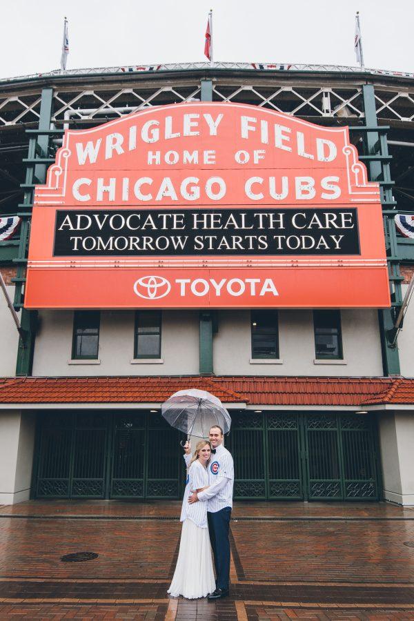 Rainy Day Chicago Wedding LondonHouse (20)