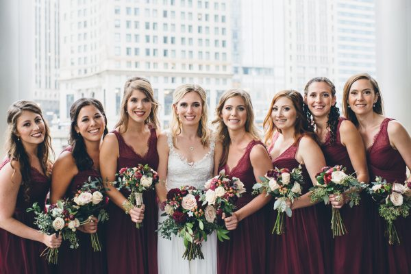 Rainy Day Chicago Wedding LondonHouse (33)
