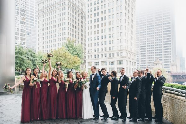 Rainy Day Chicago Wedding LondonHouse (34)