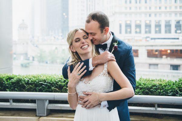 Rainy Day Chicago Wedding LondonHouse (36)