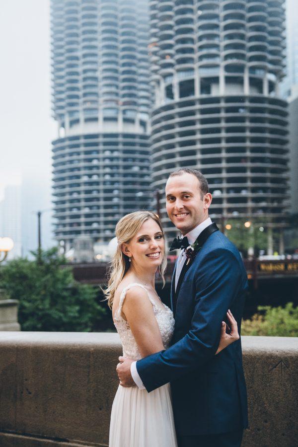 Rainy Day Chicago Wedding LondonHouse (38)