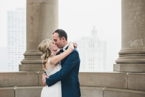 Rainy Day Chicago Wedding LondonHouse (5)