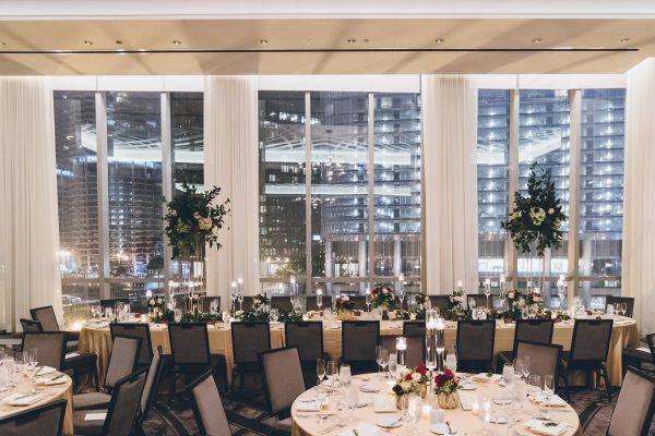 Rainy Day Chicago Wedding LondonHouse (53)