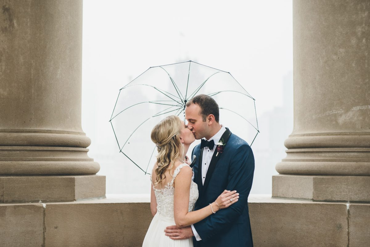 Rainy Day Chicago Wedding LondonHouse (7)