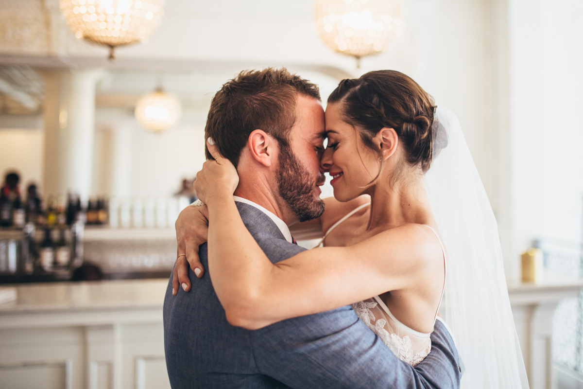 Chicago Bohemian Wedding at Room 1520
