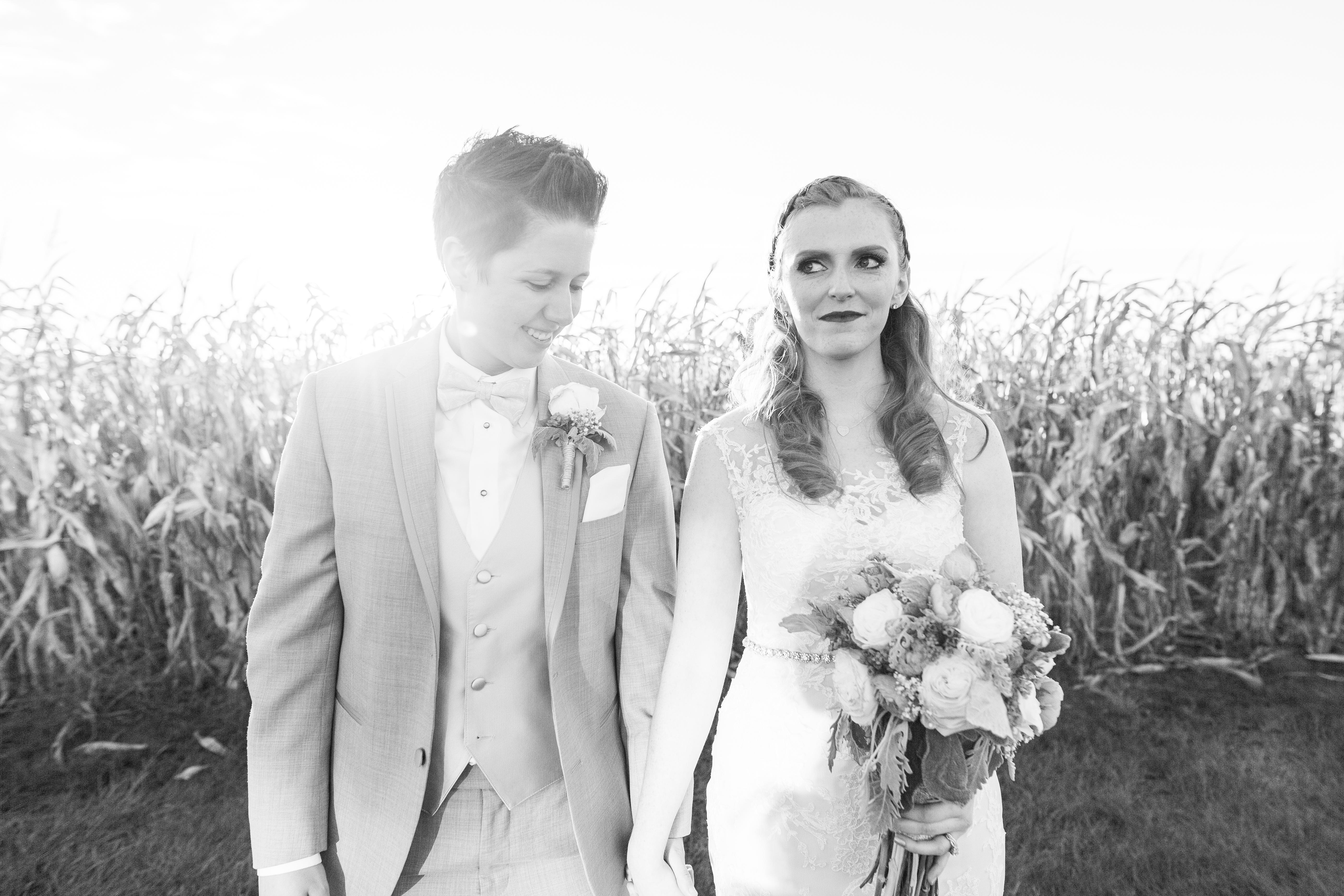 Emily + Emily, Wedding, Emerson Creek, Oswego, IL 2016