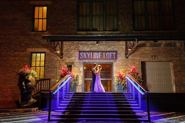 Christine + Riley, Chicago Bridgeport Art Center Wedding, 2016