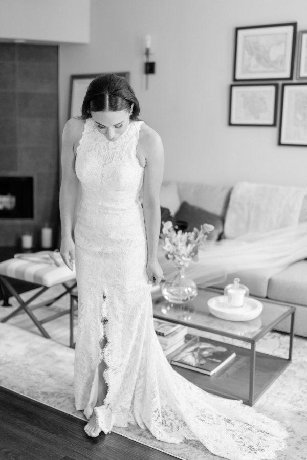 Chicago Wedding Greenhouse Loft Julie Steve (11)
