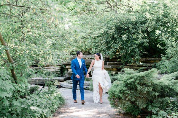 Chicago Wedding Greenhouse Loft Julie Steve (41)