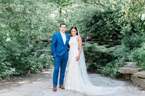 Chicago Wedding Greenhouse Loft Julie Steve (43)