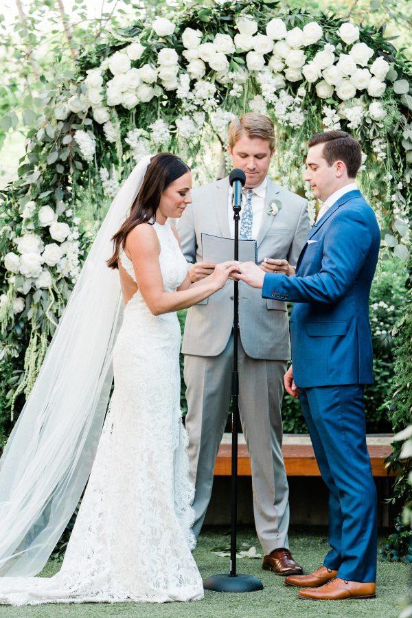 Chicago Wedding Greenhouse Loft Julie Steve (75)