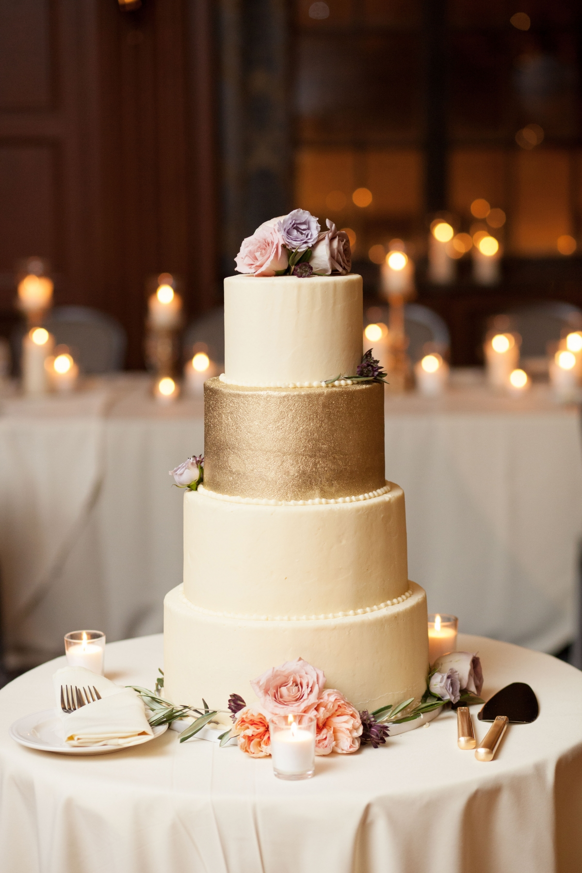 Wedding Cake by WestTown Bakery