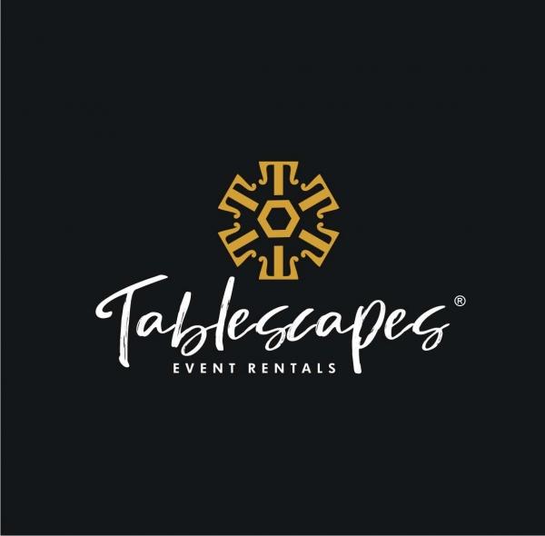 Tablescapes Event Rentals Logo