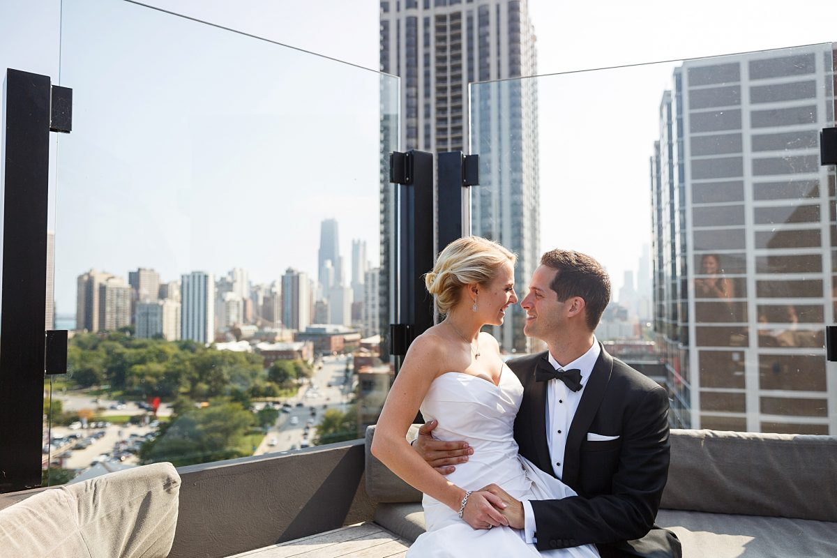 Kelsey + Brian, J. Parker Chicago, Hotel Lincoln Wedding, September 2016
