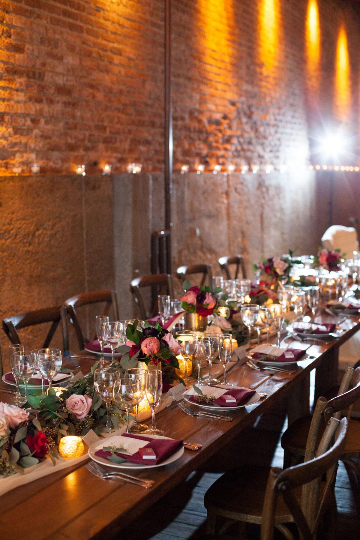 Fall Wedding at Gallery 1028