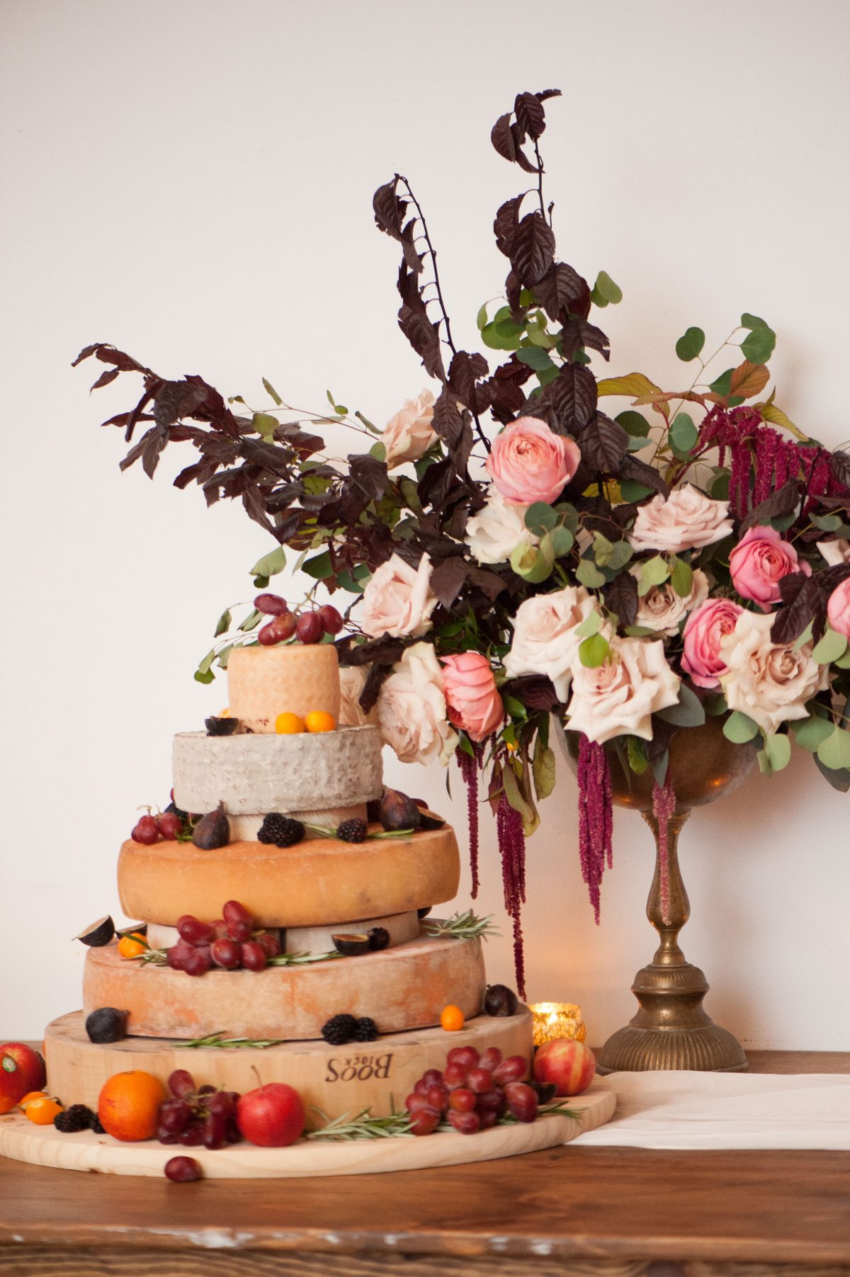 Cheese Cake for Wedding