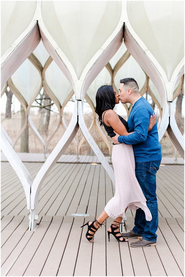 Lincoln Park Boardwalk Engagement Session_0020