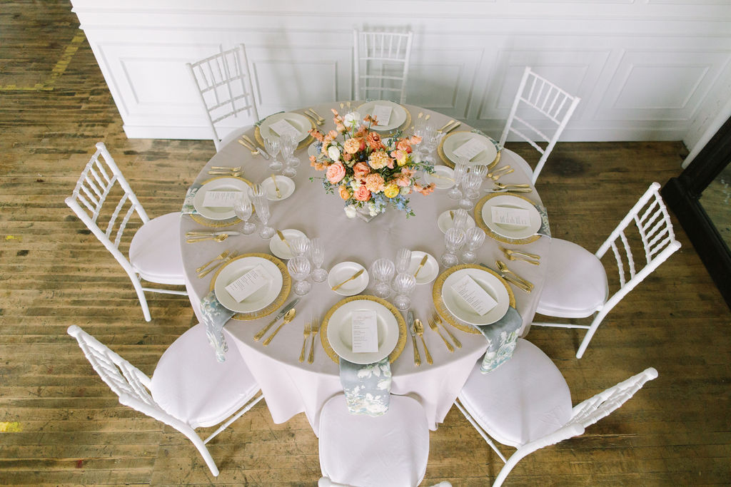 Top Down Table Design