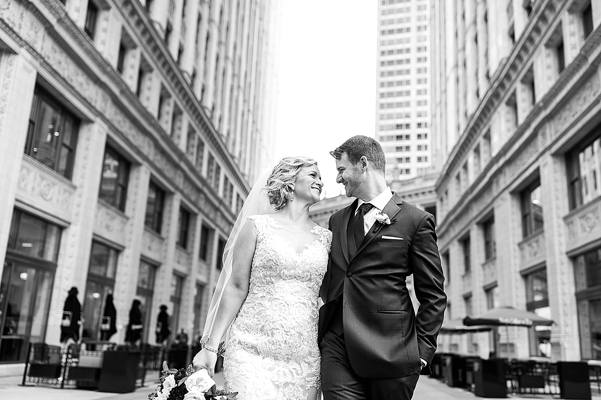 Christine + Riley, Chicago Wedding, Bridgeport Art Center, 2016