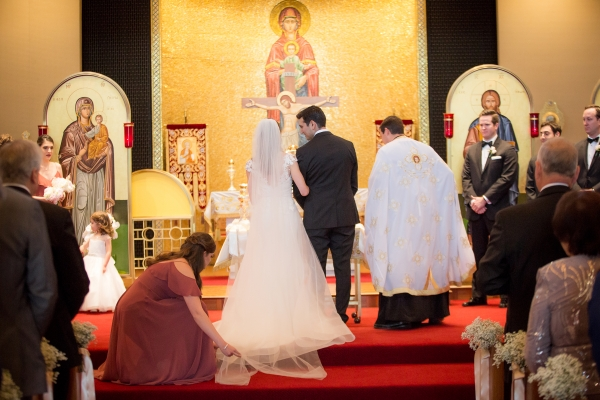 Chicago Greek Orthodox Wedding Rebecca Marie Photography (3)