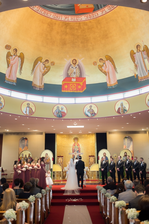 Chicago Greek Orthodox Wedding Rebecca Marie Photography (6)