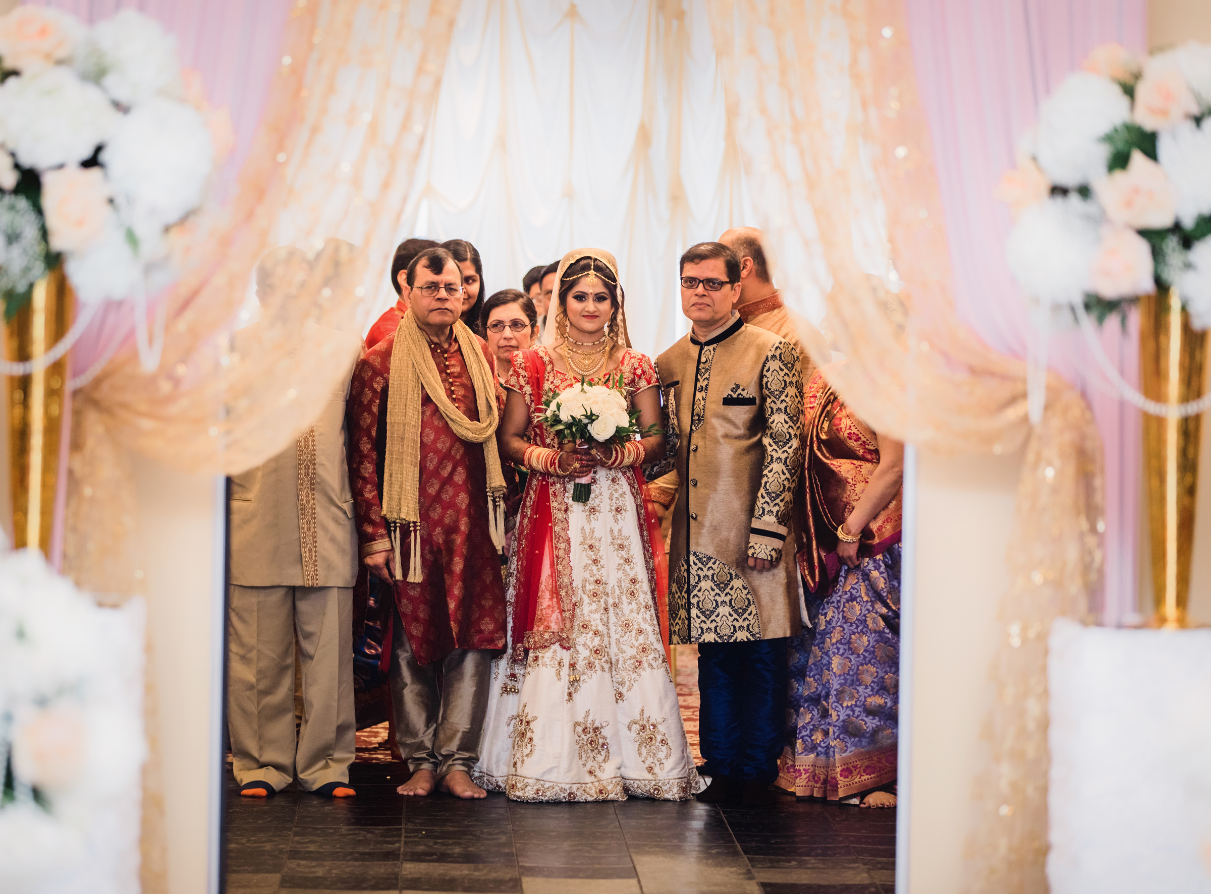 Elegant Indian Wedding Chicago DARS Photography (43)