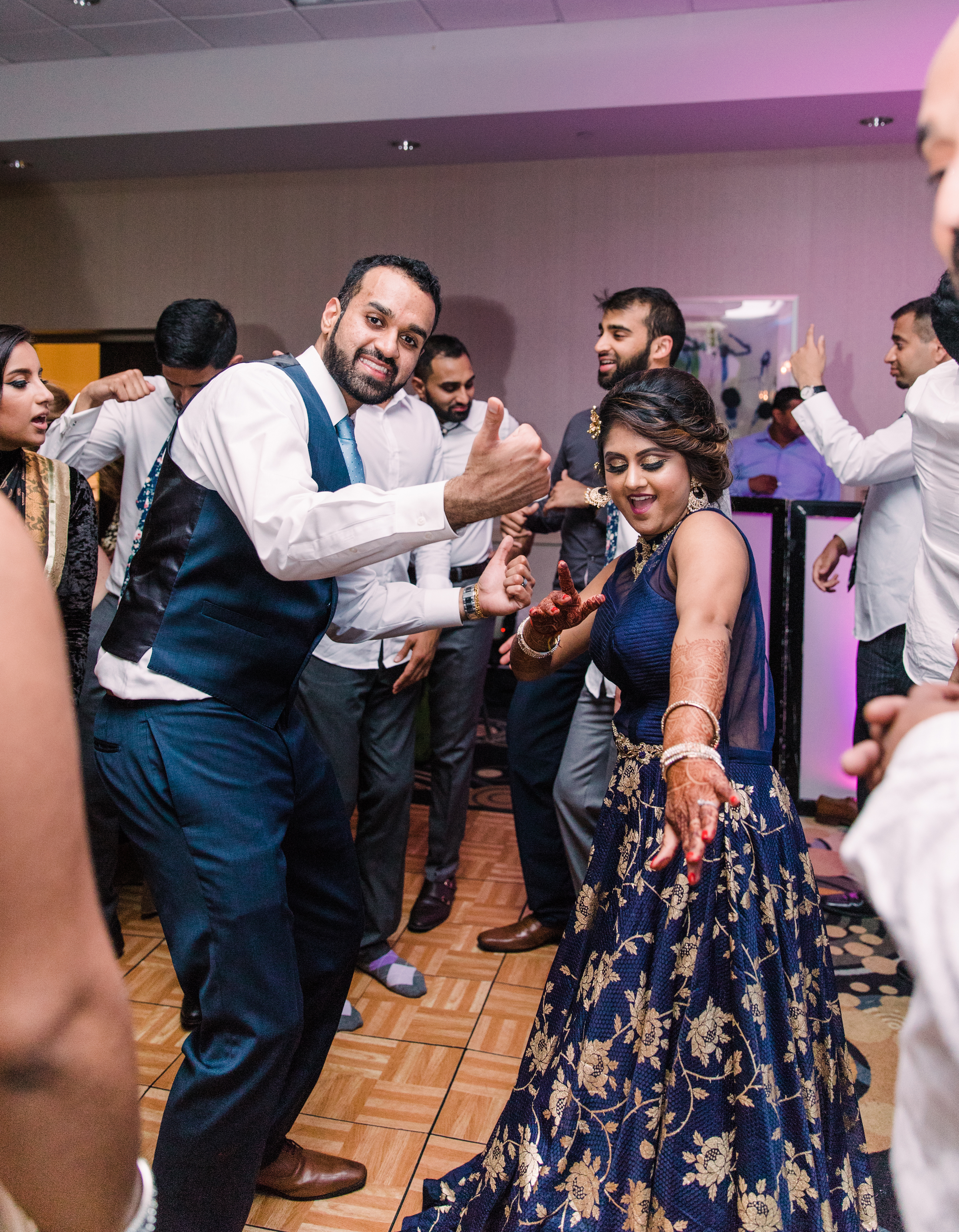 Elegant Indian Wedding Chicago DARS Photography (70)
