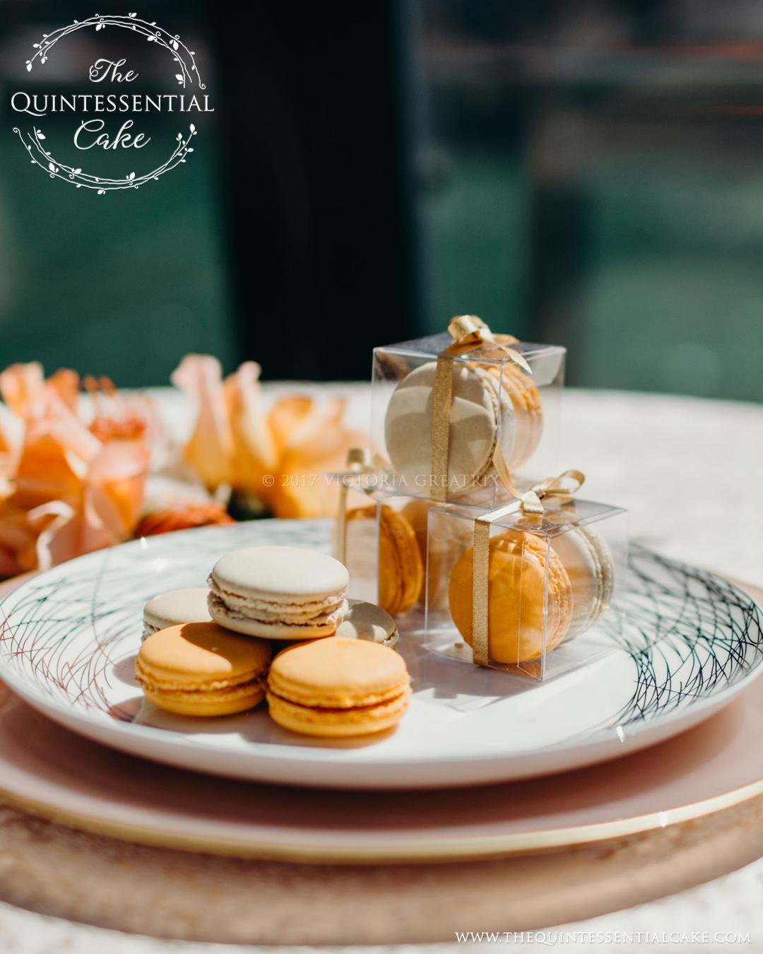 TQC CSW Macarons